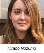 Hirano Nozumo