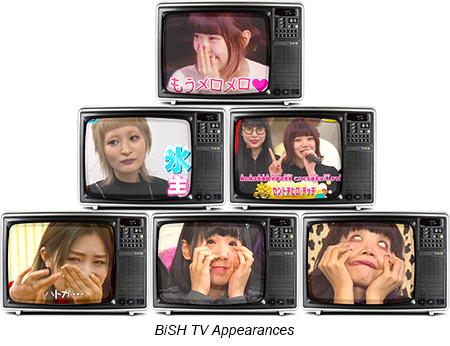 TV Appearances