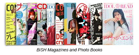 BiSH Magazines2